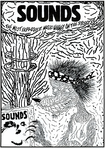 Sounds advert circa 1983