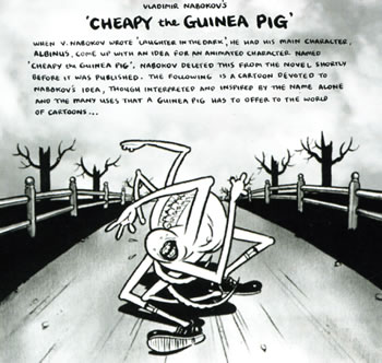 Cheapy The Guinea Pig