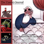 The Comics Journal Special 2004